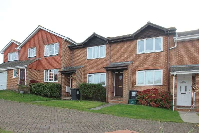 2 Bedrooms Terraced House for sale in Arundel Close, Tonbridge
