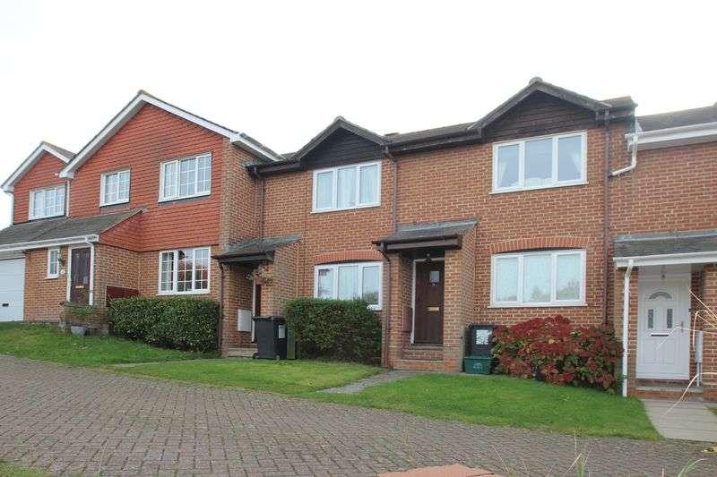 2 Bedrooms Terraced House for sale in Arundel Close, Tonbridge