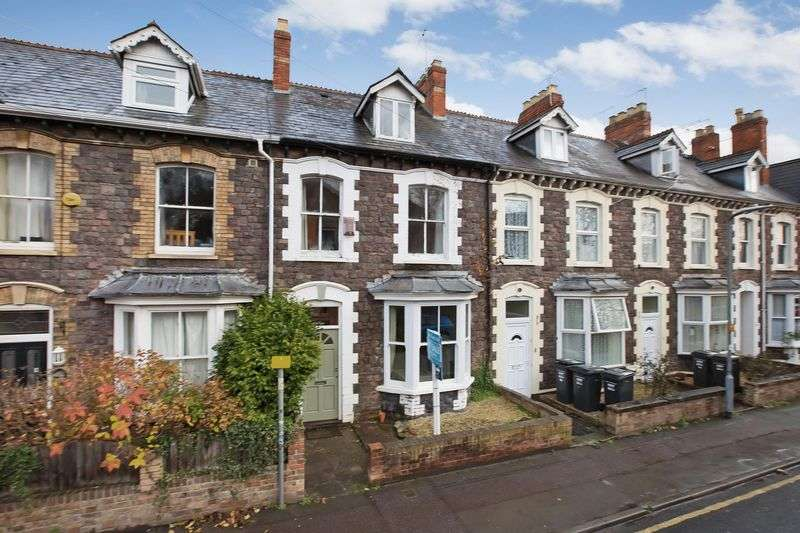 4 Bedrooms Terraced House for sale in BELVEDERE ROAD