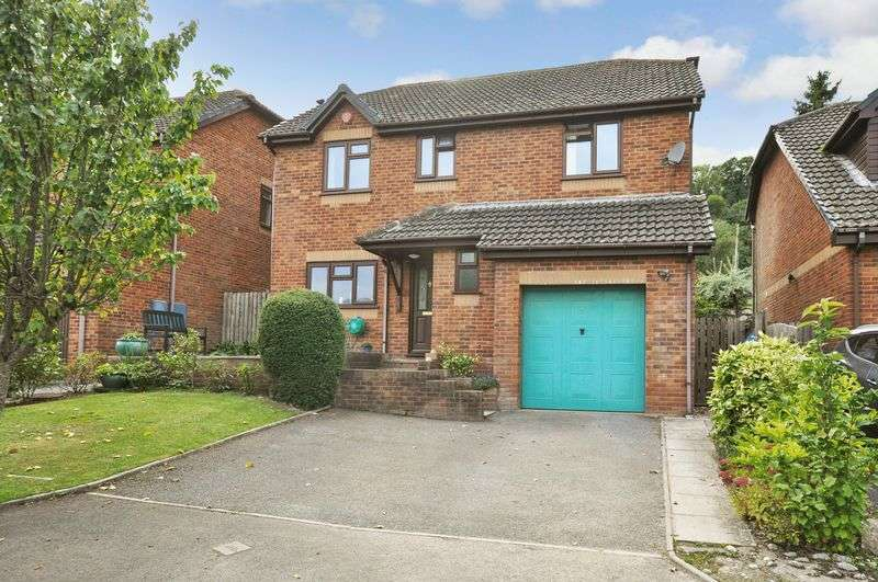 4 Bedrooms Detached House for sale in Ogwell