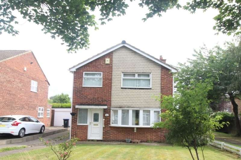 3 Bedrooms Detached House for sale in Rosthwaite, Middlesbrough, TS5