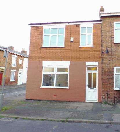 3 Bedrooms Terraced House for sale in Inkerman Street, Ashton-On-Ribble, Preston, Lancashire