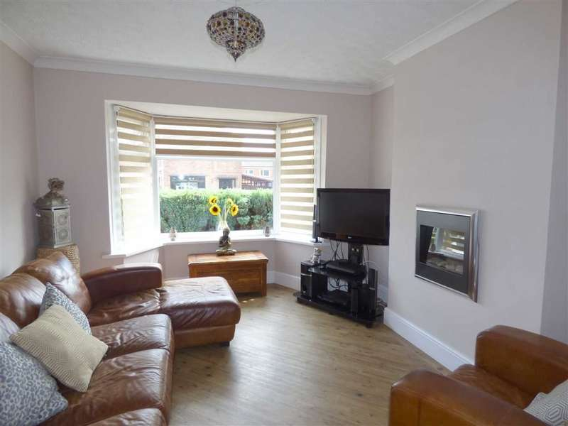 3 Bedrooms Property for sale in Wilson Avenue, Summit, HEYWOOD, Lancashire, OL10