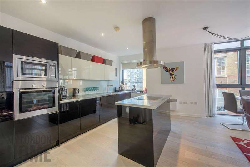 2 Bedrooms Property for sale in America House, Keppel Row, London, London, SE1