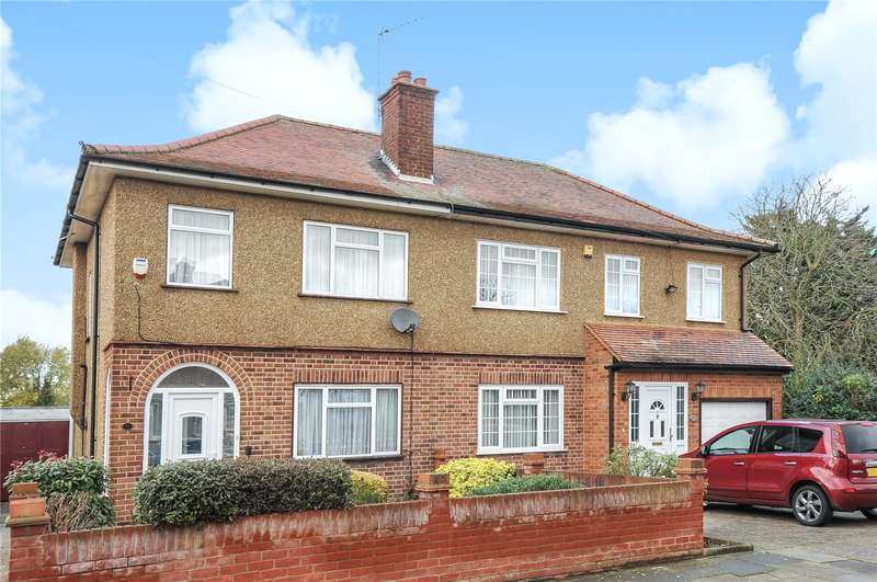 2 Bedrooms Semi Detached House for sale in Weymouth Road, North Hayes, Middlesex, UB4