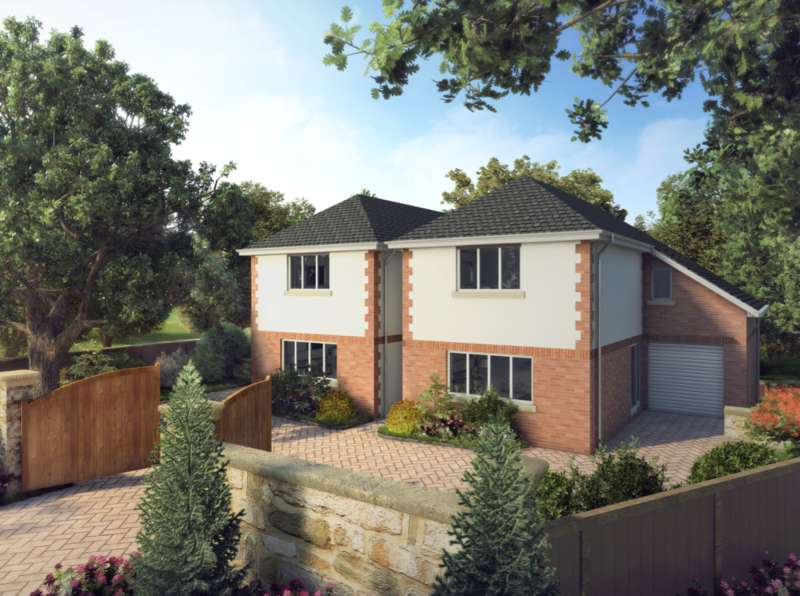 4 Bedrooms Detached House for sale in Hole House Fold, Romiley, Stockport, SK6 4BB,