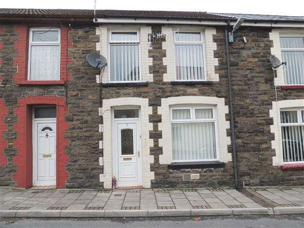 3 Bedrooms Terraced House for sale in Church Street, Ferndale, Ferndale