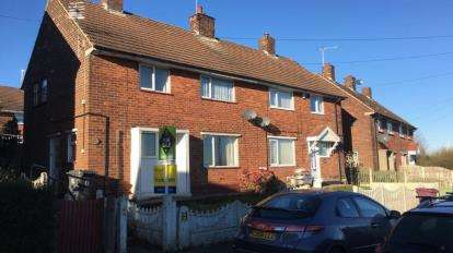 3 Bedrooms Semi Detached House for sale in Limes Crescent, Shirebrook, Mansfield, Derbyshire