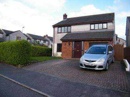 4 Bedrooms Detached House for sale in St. Stephen, St. Austell, Cornwall
