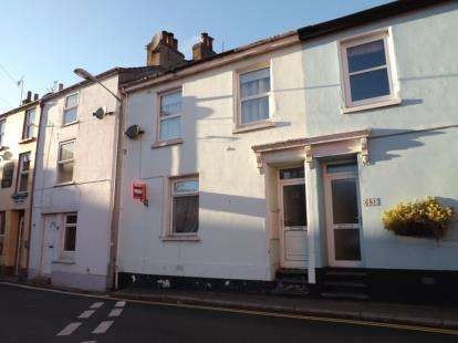 3 Bedrooms Terraced House for sale in Millbrook, Torpoint, Cornwall