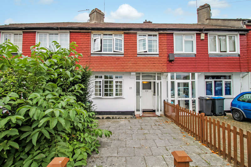 3 Bedrooms Terraced House for sale in Firdene, Surbiton
