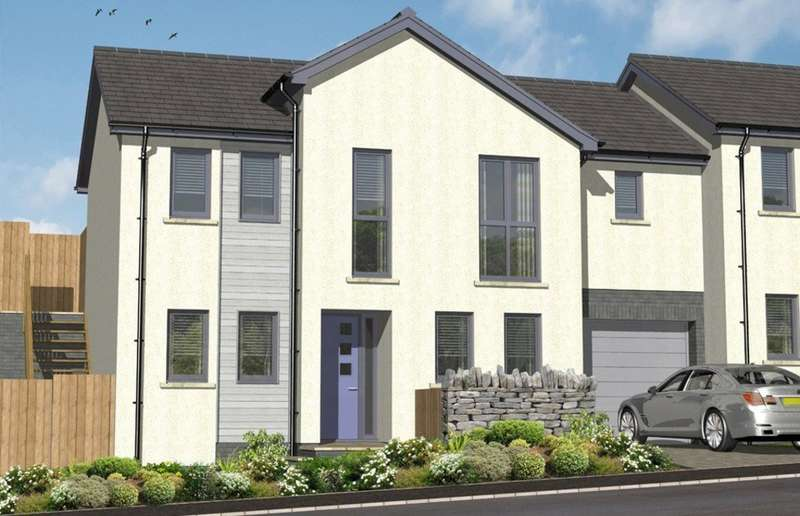 3 Bedrooms Semi Detached House for sale in Plot 9, The Avenue, Vicarage Drive, Kendal, Cumbria LA9 5BX