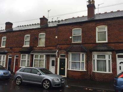 2 Bedrooms Terraced House for sale in Eva Road, Winson Green, Birmingham, West Midlands