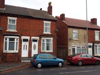 3 Bedrooms Terraced House for sale in Wolverhampton Road, Walsall, West Midlands