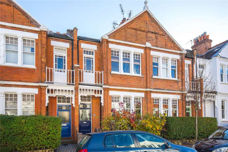 2 Bedrooms Apartment Flat for sale in Felix Avenue, Crouch End, London, N8