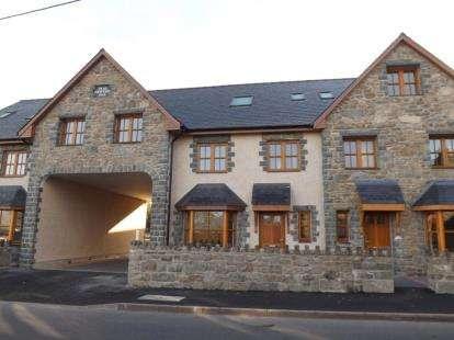 4 Bedrooms Mews House for sale in Plas Newydd, Llanbedr, Gwynedd, LL45