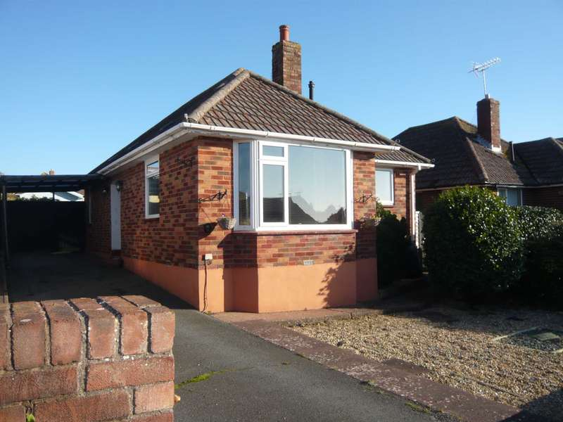 2 Bedrooms Detached Bungalow for sale in Essington Close, Exmouth