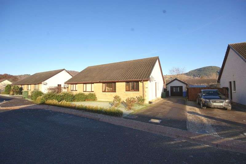 2 Bedrooms Semi Detached Bungalow for sale in 2 Bedroom Bungalow Coiltie Crescent, Inverness