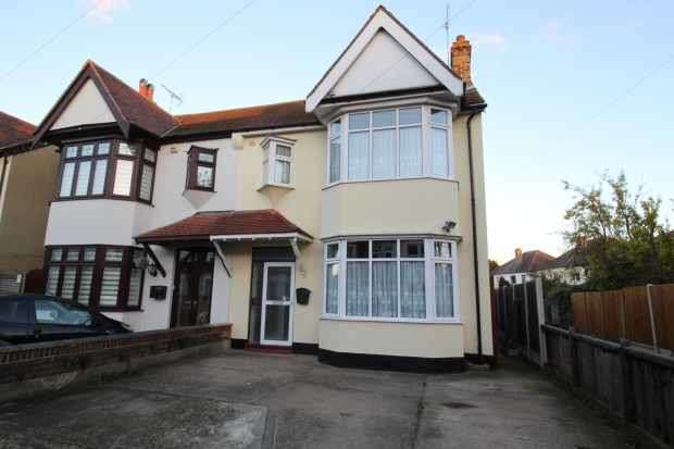 4 Bedrooms Semi Detached House for sale in Kensington Road, Southend-On-Sea, Essex, SS1 2SY