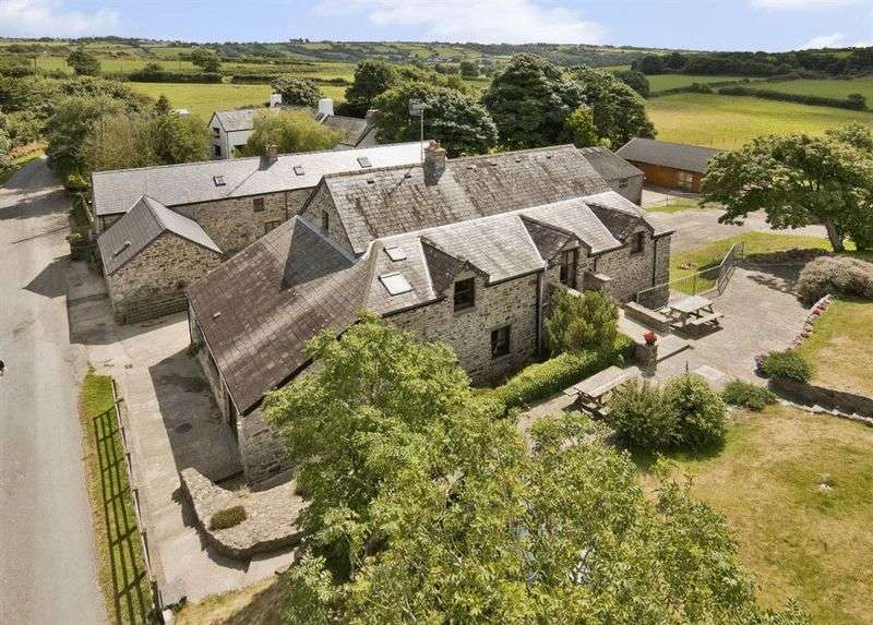 13 Bedrooms House for sale in Llangrannog, Llandysul