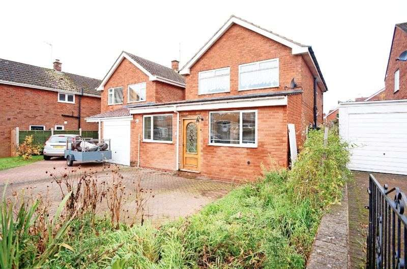 3 Bedrooms House for sale in Apple Tree Close, Kidderminster