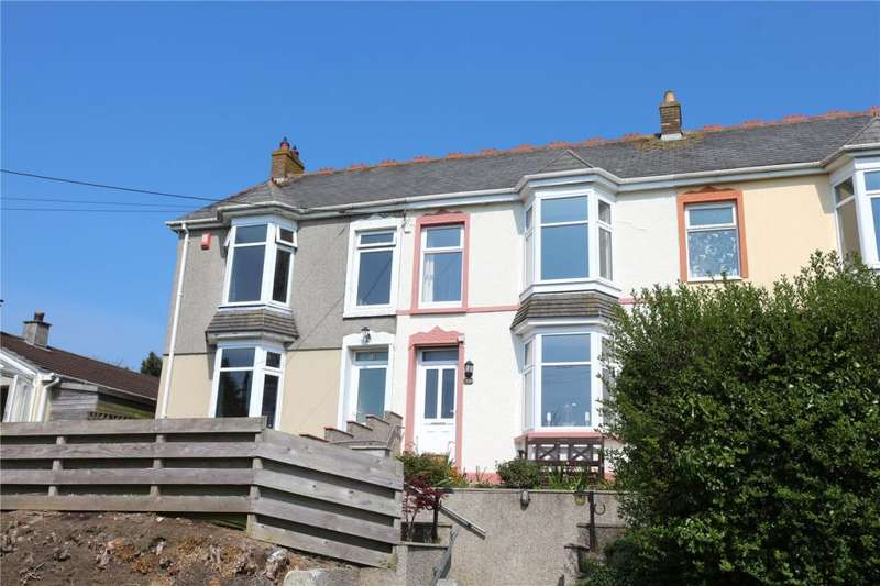 3 Bedrooms Terraced House for sale in Higher Road, Penponds, Camborne