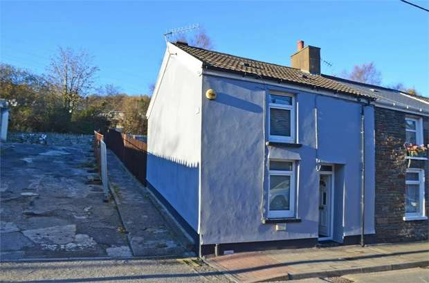 2 Bedrooms End Of Terrace House for sale in Brynmair Road, Aberdare, Mid Glamorgan