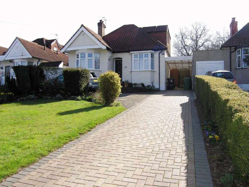 3 Bedrooms Bungalow for sale in Caldecote Gardens, Bushey Heath