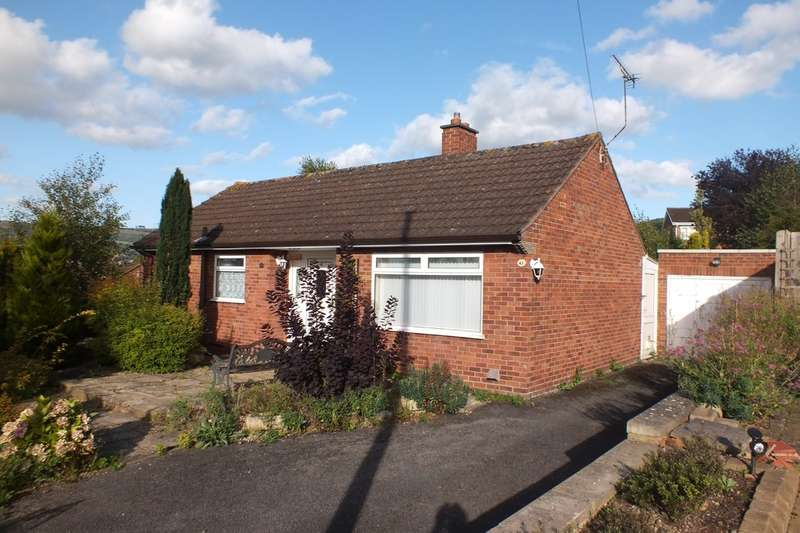3 Bedrooms Detached Bungalow for sale in Nr Harp Hill