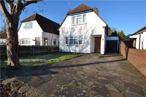 2 Bedrooms Detached House for sale in Kynaston Road, ORPINGTON, Kent, BR5 4JT
