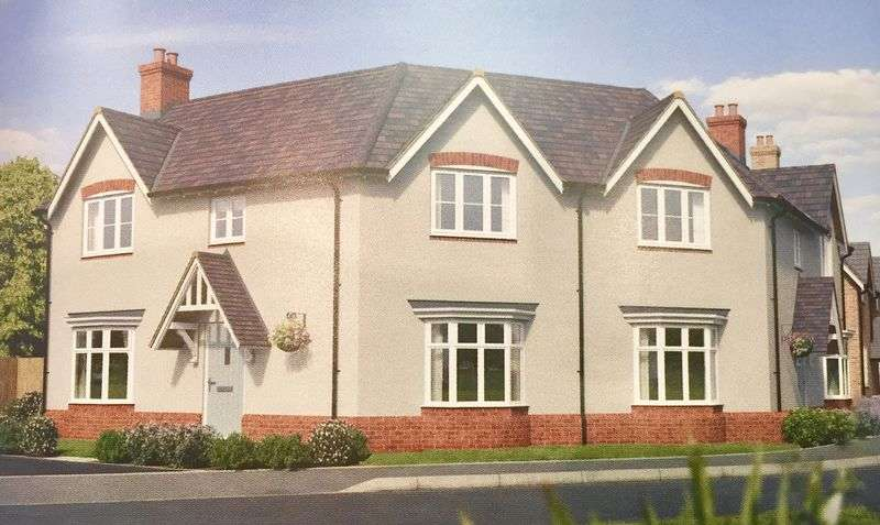 3 Bedrooms Semi Detached House for sale in Storkit Lane, Wymeswold