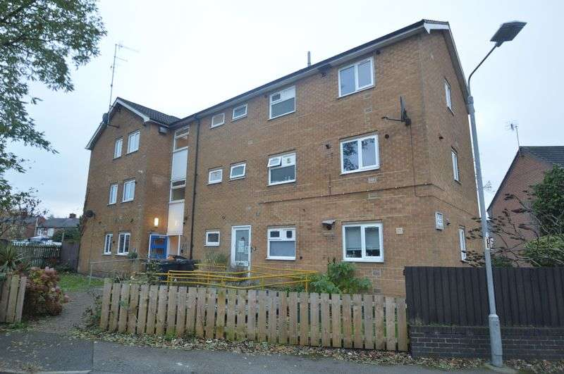 1 Bedroom Flat for sale in Gedling Grove, Arnold