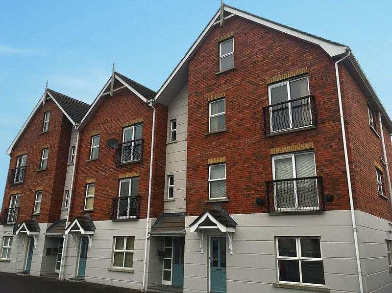 2 Bedrooms Property for sale in 6 The Courtyard, Lurgan
