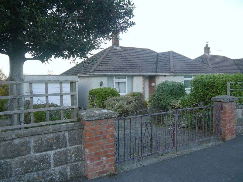 2 Bedrooms Detached Bungalow for sale in Orchard Close, Banwell