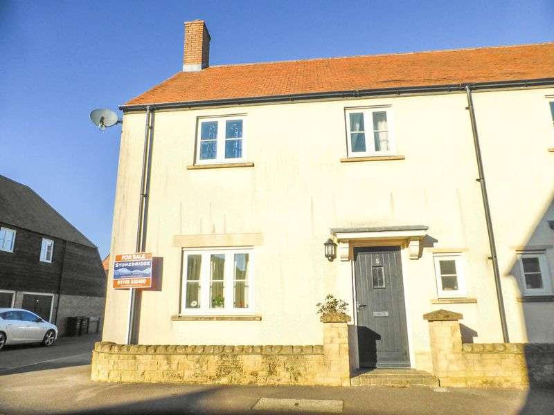 3 Bedrooms Semi Detached House for sale in Clarks Meadow, Shepton Mallet