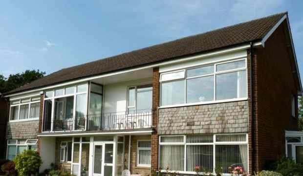 2 Bedrooms Flat for sale in Granby Park, Harrogate, North Yorkshire, HG1 4AE