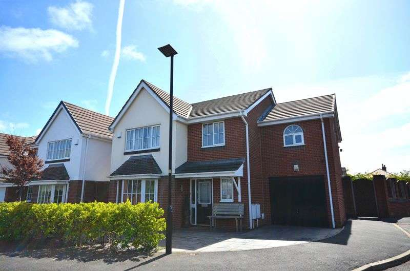 4 Bedrooms Detached House for sale in 17 Primrose Way, Poulton-Le-Fylde Lancs FY6 7FB