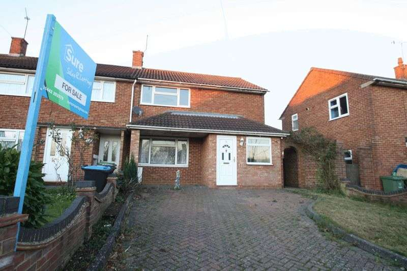 3 Bedrooms House for sale in White Hart Drive, Hemel Hempstead