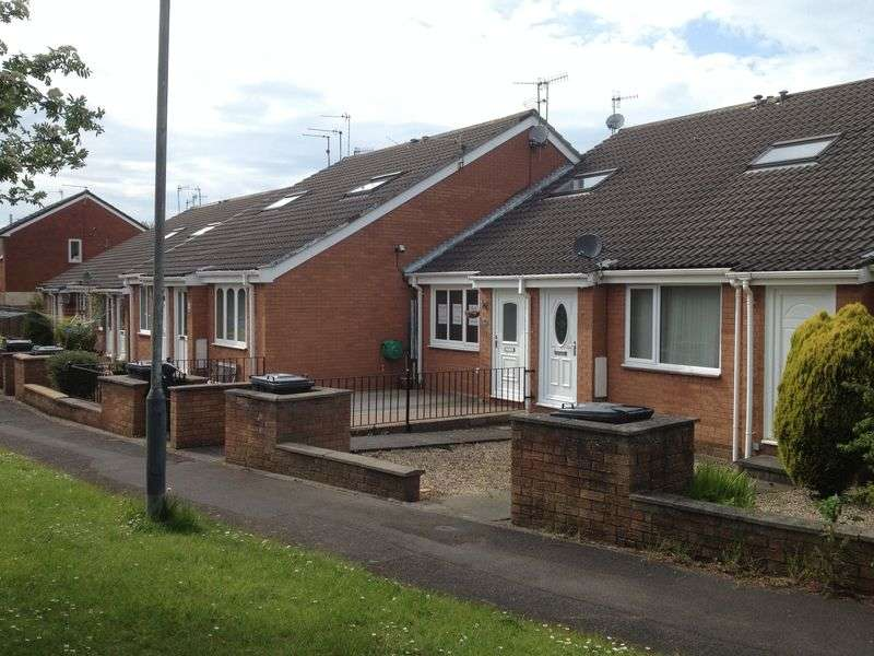 1 Bedroom Bungalow for sale in Willow Close, Morpeth - One Bedroom Gemini Apartment