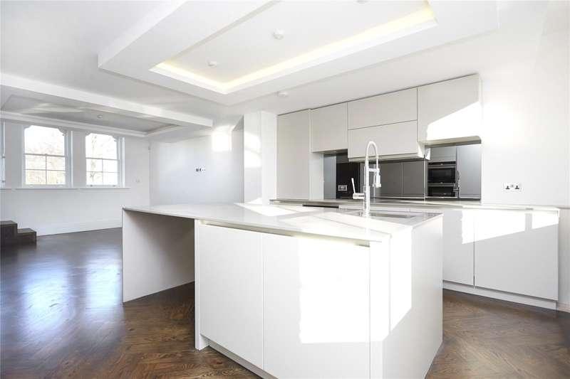 2 Bedrooms Flat for sale in 69 The Green, Twickenham, TW2