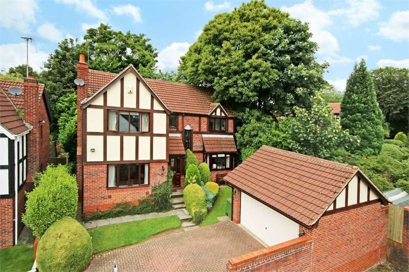 4 Bedrooms Detached House for sale in Ringley Chase, Whitefield, Manchester, M45