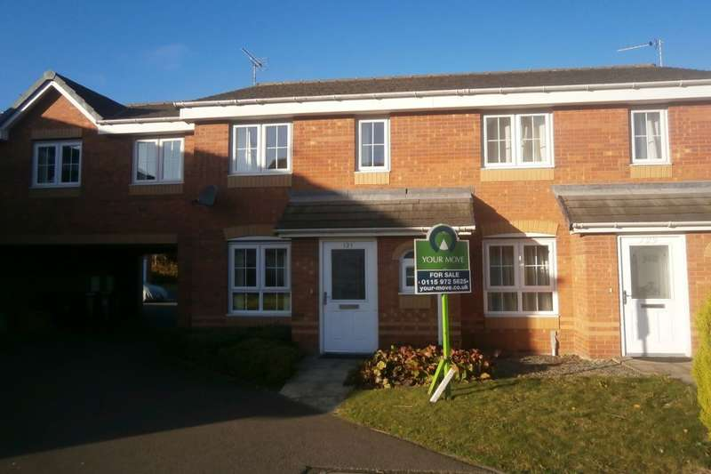 2 Bedrooms Property for sale in Cowslip Meadow, Draycott, Derby, DE72
