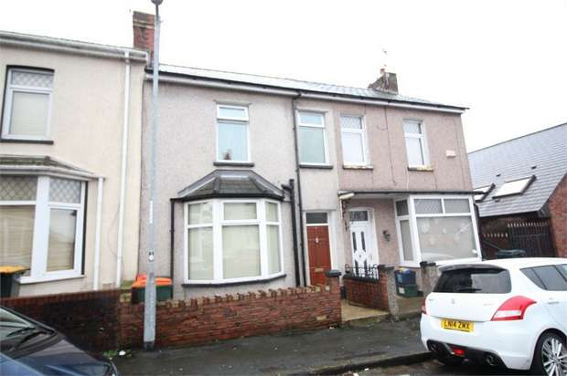 2 Bedrooms Terraced House for sale in Stafford Road, NEWPORT