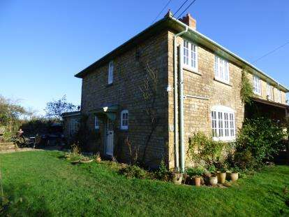 3 Bedrooms Semi Detached House for sale in Allowenshay, Hinton St. George, Somerset