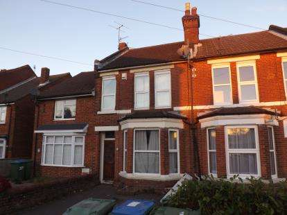 5 Bedrooms Terraced House for sale in Shirley, Southampton, Hampshire
