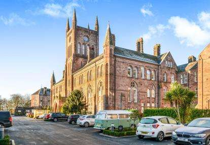 4 Bedrooms Flat for sale in North Wing, The Residence, Kershaw Drive, Lancaster, LA1