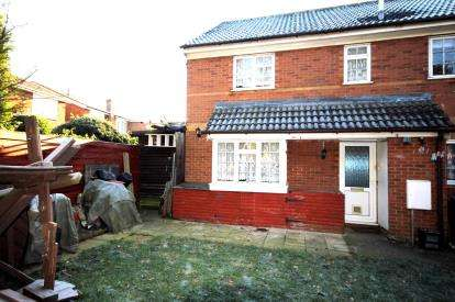 2 Bedrooms House for sale in Grosvenor Gardens, Biggleswade, Bedfordshire