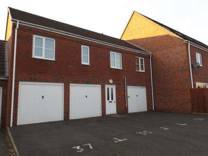 2 Bedrooms Mews House for sale in Russell Street, Willenhall, West Midlands