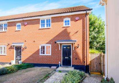 3 Bedrooms End Of Terrace House for sale in Halesworth, Suffolk, .