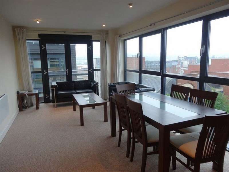 2 Bedrooms Flat for rent in AG1, City Centre, S1